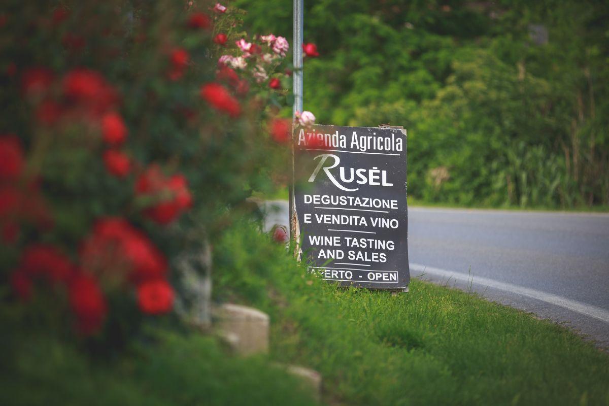 Rusél - Azienda Agricola e Wine Shop in Barbaresco