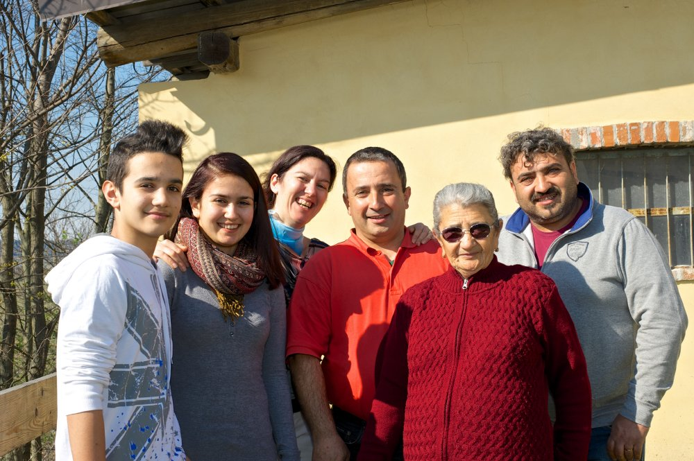 Vietto - La famiglia