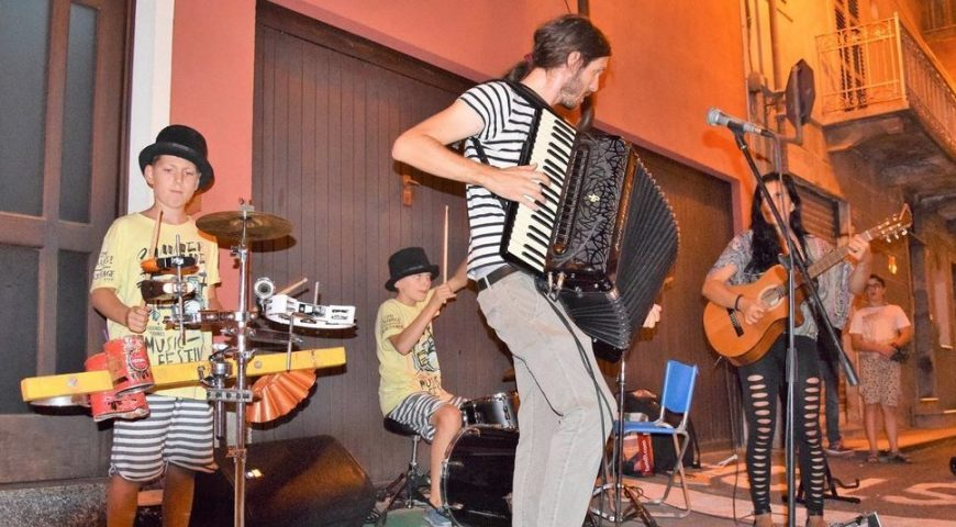 eventi-the family band