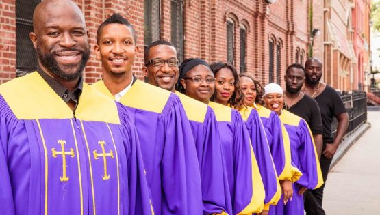 Gospel: The Harlem Voices