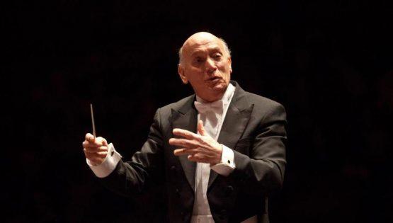 Pinchas Steinberg nell'Elias di Mendelssohn