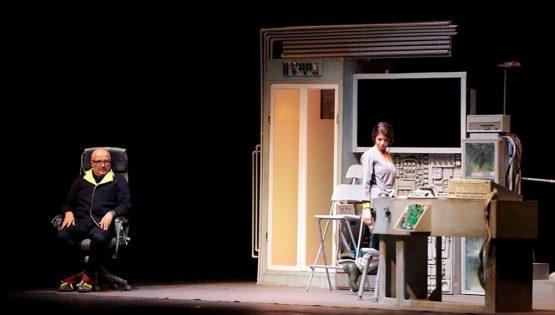Teatro Alfieri: Fuga da Via Pigafetta