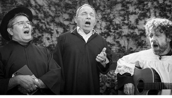 Teatro: La ½ Ora Canonica
