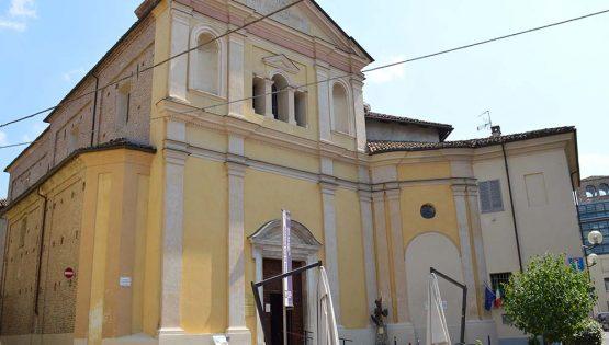 La Chiesa ex-oratoriale di San Giuseppe