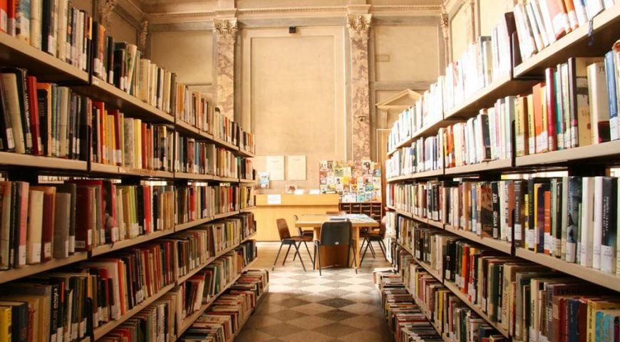 biblioteca civica Casale Monferrato