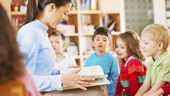 Nati per leggere: Il papà e i suoi dieci bambini
