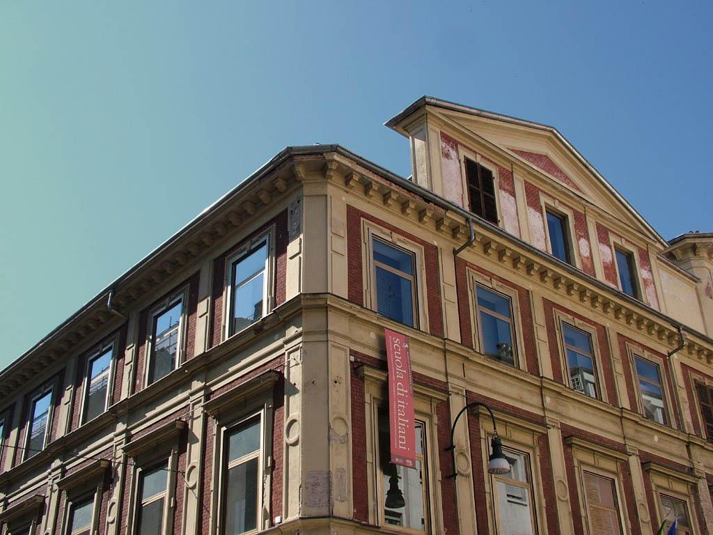Il Liceo Massimo d'Azeglio a Torino