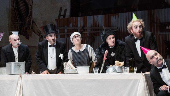 Teatro Toselli: Mr Pùntila e il suo servo Matti