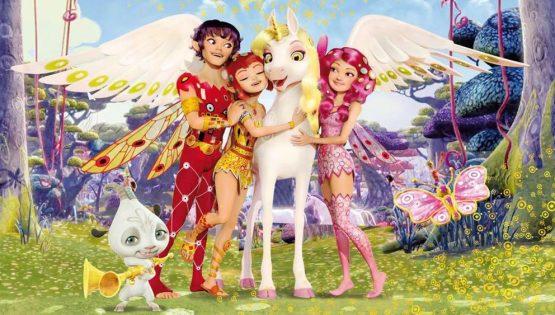 Mia and Me Tour Unicorno