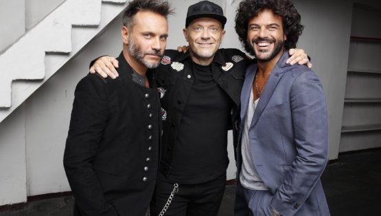 Collisioni 2018: Max Pezzali, Nek e Renga