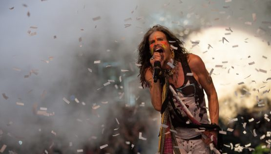 Collisioni 2018: Steven Tyler and Loving Mary
