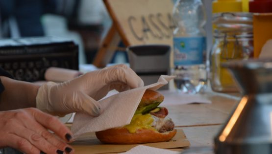 Street Food Festival: piazzale De Andrè
