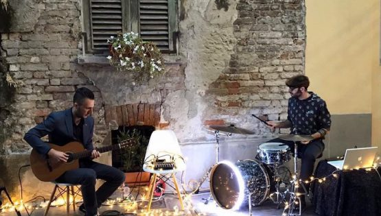 Virtual Duo in concerto