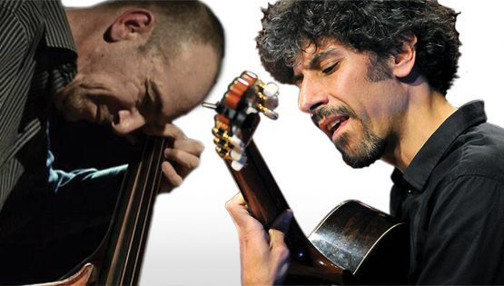 Ballestrero-Mella Duo live