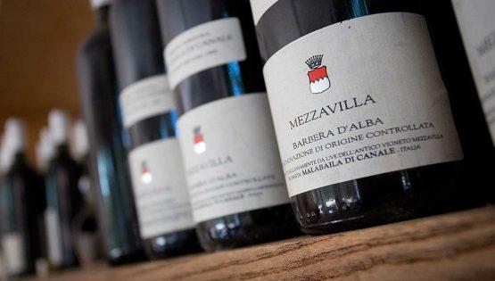 Degustazione dei vini Malabaila