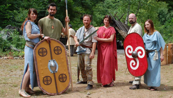 L'età del Ferro e del Cigno: l'Alba degli antichi Liguri