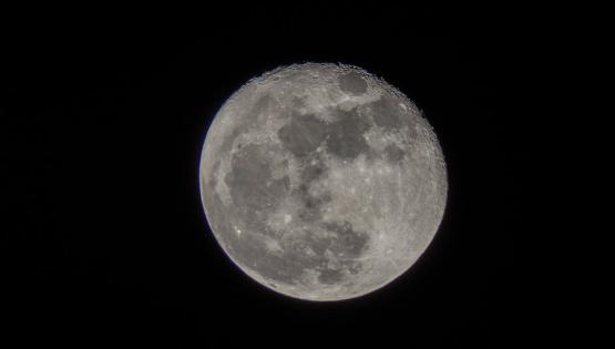 Al Castello a rimirar la Luna