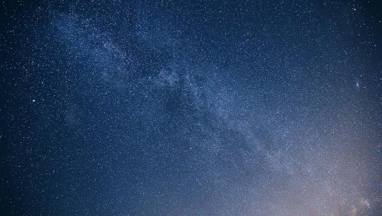 Mangiando sotto le stelle