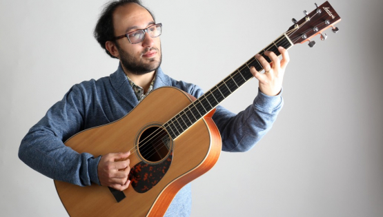 Filippo Cosentino in concerto