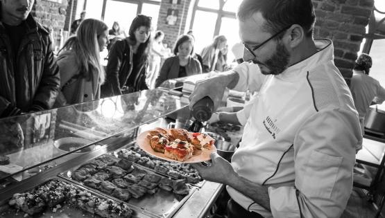 Foodies Moments: Massimiliano Prete
