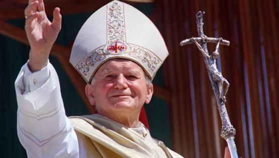 Inaugurazione mostra fotografica: Giovanni Paolo II