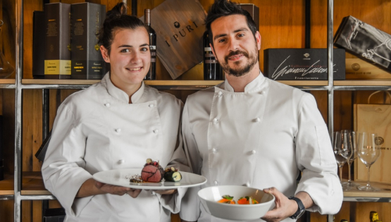 Foodies Moments: Marco Acquaroli