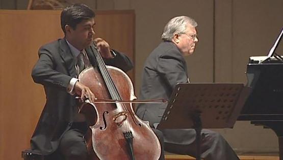 Concerti e Colline: Violoncello Virtuoso