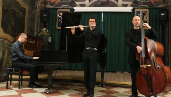 Concerti e Colline: Trio Garnerama