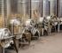 Azienda Vinicola Raineri - La Cantina con le vasche per l'affinamento in acciaio