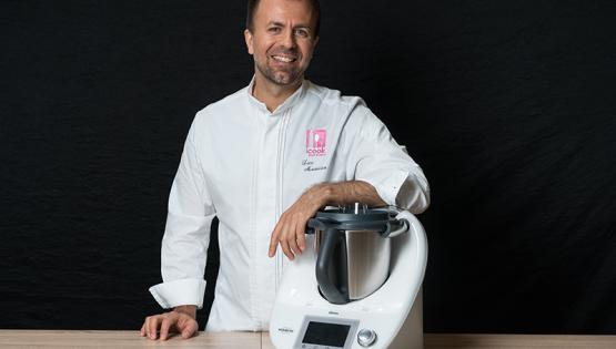 XVII Sagra della Cougnà: show cooking con Luca Montersino