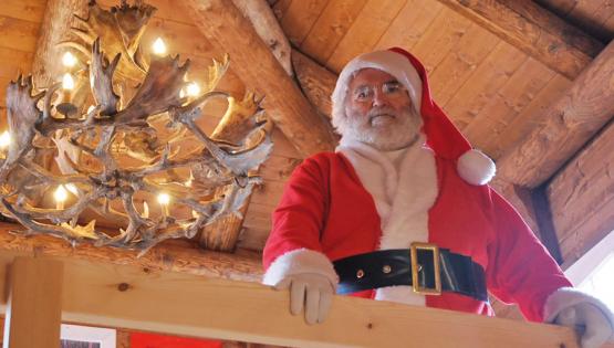 Il villaggio di Natale: festa di chiusura