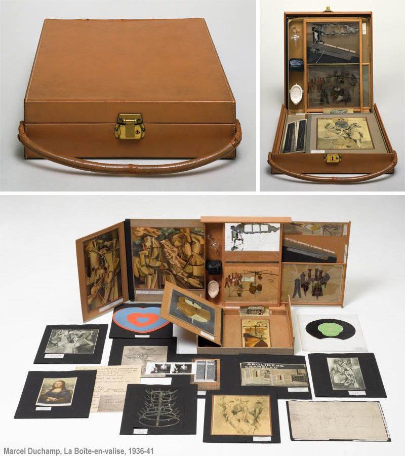 La Valigia di Duchamp