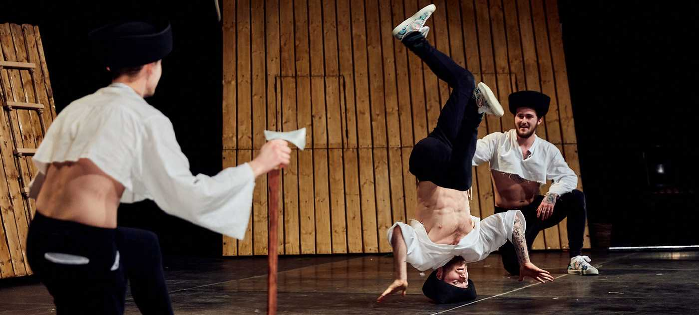 Circus Younak - Eventi