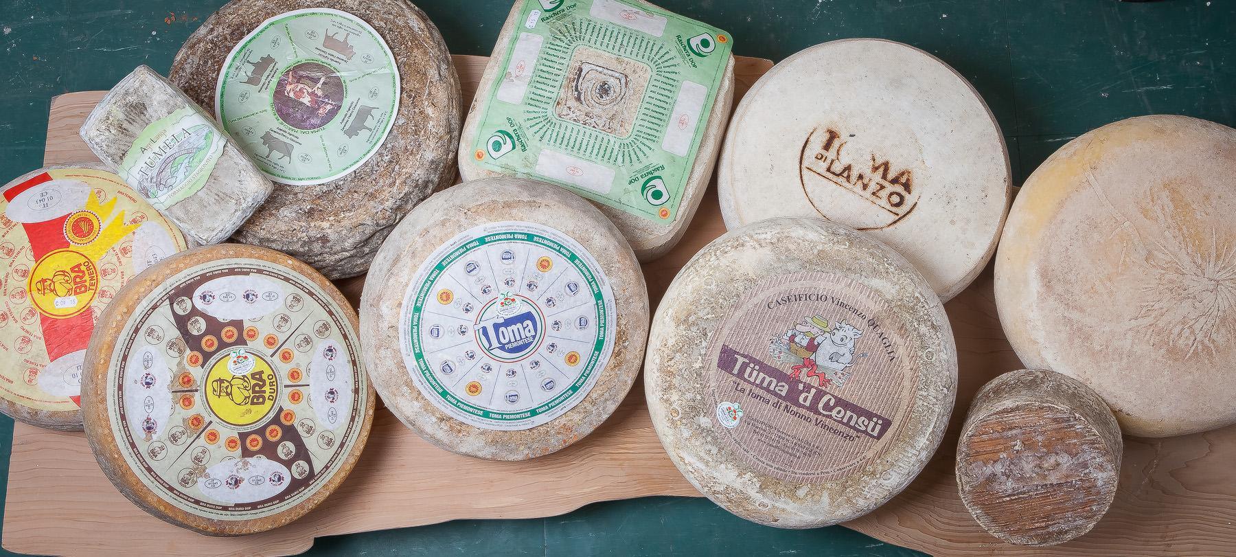 Italia dei formaggi - Eventi