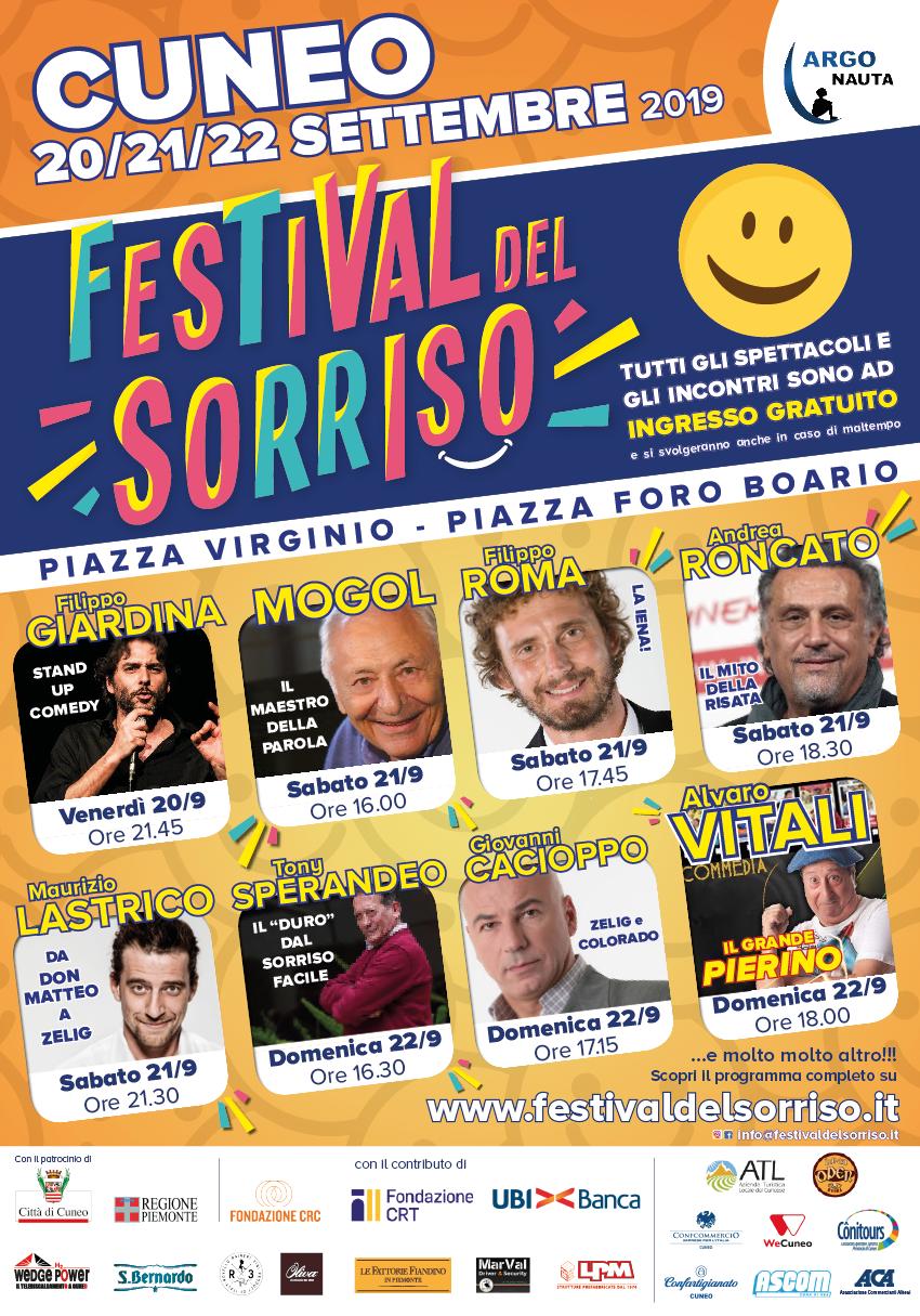 festival del sorriso - eventi