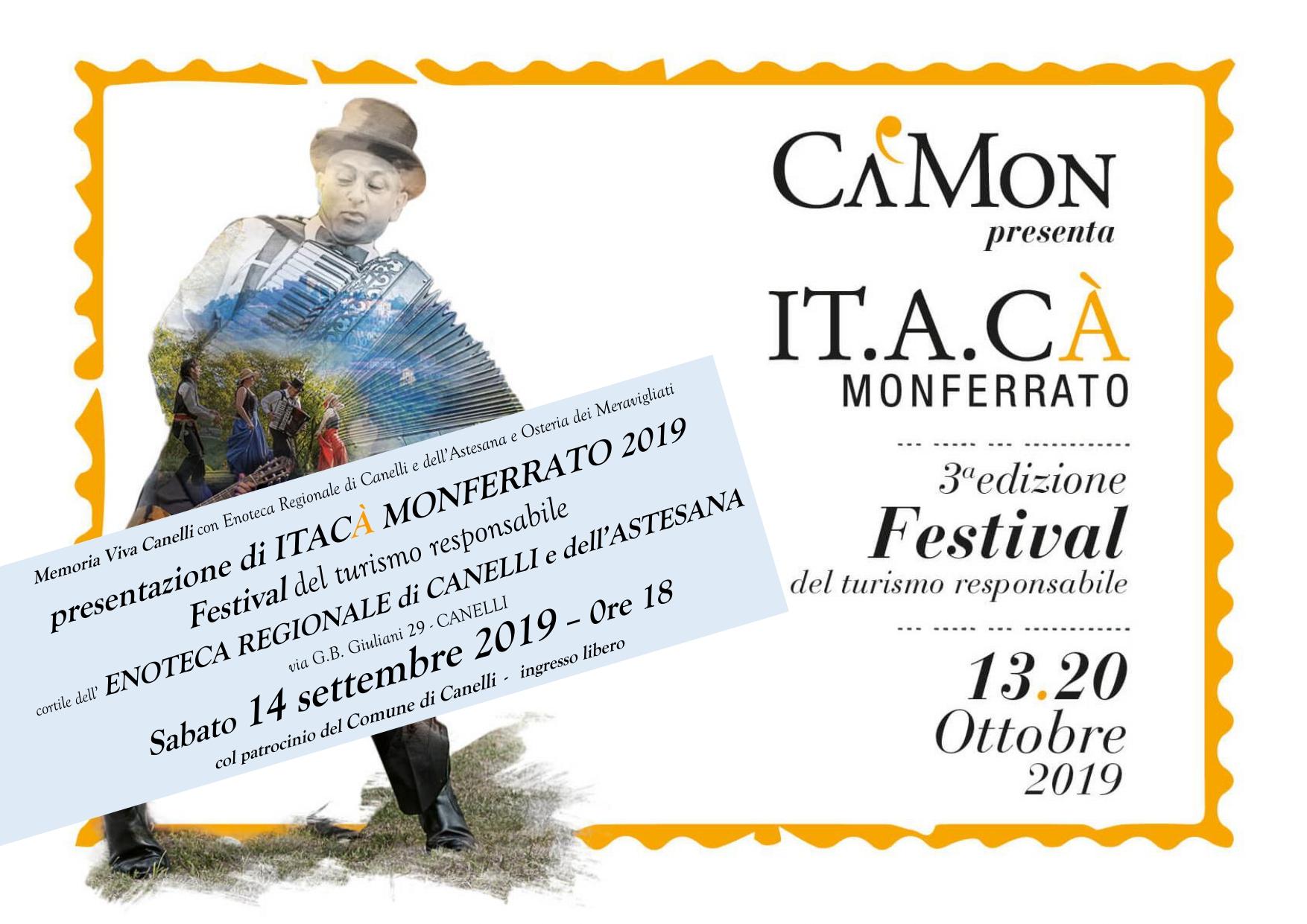 ITACA - eventi