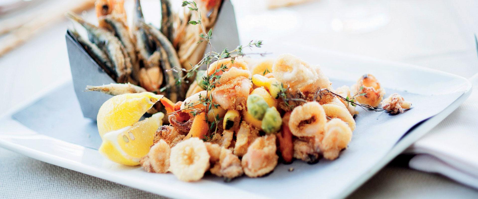 fritto di pesce - Eventi