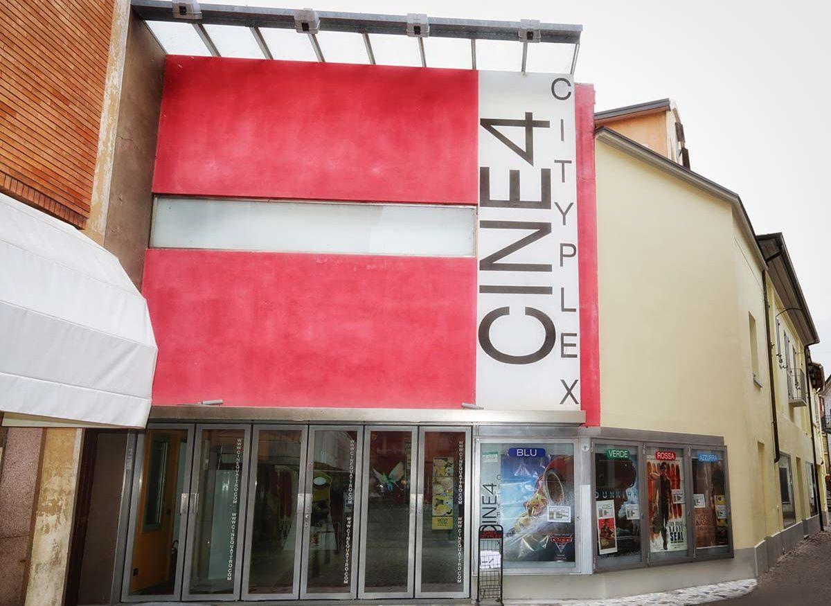 Esterno Cine4 Cityplex